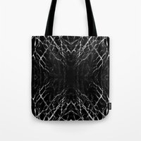 forrest Tote Bags featuring forrest  by Kimberley Phillips