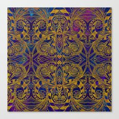 Indian Style G233 Canvas Print