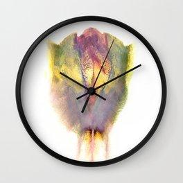 Hazel Sage's Flower Bud Wall Clock