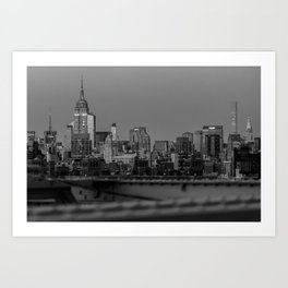 Quintessential New York Art Print