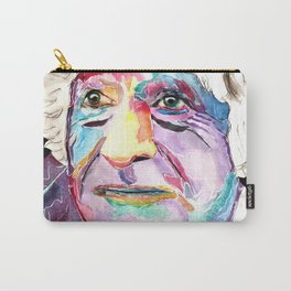 Third Doctor / Jon Pertwee Carry-All Pouch