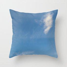 Sky 04/27/2014 20:20 Throw Pillow