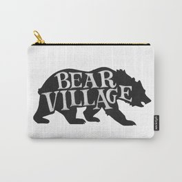 Bear Village - Grizzly Carry-All Pouch