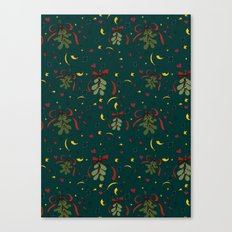 Mistletoe Canvas Print
