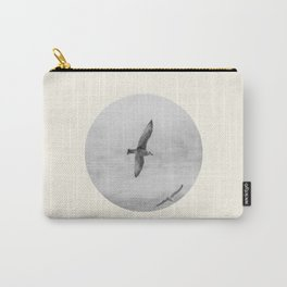 Pair of Birds Carry-All Pouch