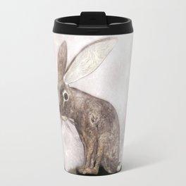 Night Rabbit Travel Mug