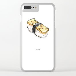 Tamago Sushi Clear iPhone Case