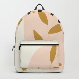 Contemporary Leaves Backpack