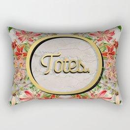Totes Rectangular Pillow