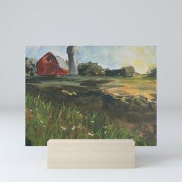 Farmette Mini Art Print