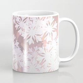 Snowflakes winter dance Coffee Mug