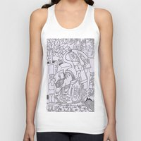gizmo Tank Tops featuring Gizmo mouse by Nixynakks