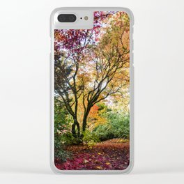 Beautiful Trees / 13 Clear iPhone Case