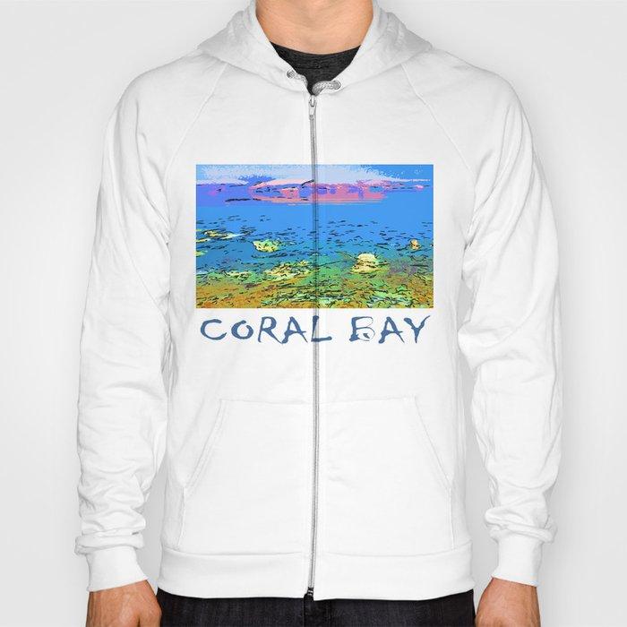 Coral Bay Dreams Hoody