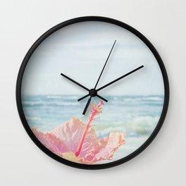 The Blue Dawn Wall Clock