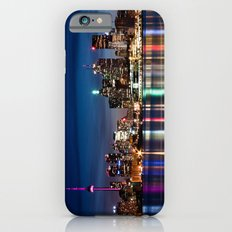 Toronto Skyline At Night From Polson St No 2 Slim Case iPhone 6s