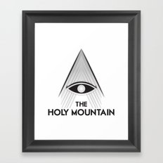 The Holy Mountain - Alejandro Jodorowsky Framed Art Print