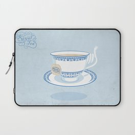 Royal Tea Laptop Sleeve