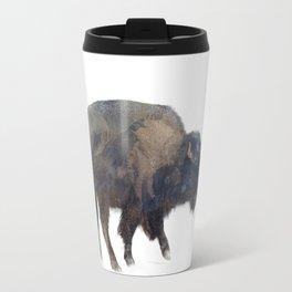 Where the Buffalo Roam Travel Mug