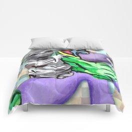 Creature on Horseback Comforters