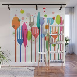 Color Feast Wall Mural