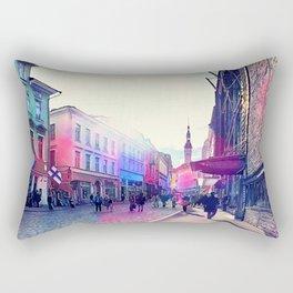 Tallinn art 9 #tallinn #city Rectangular Pillow