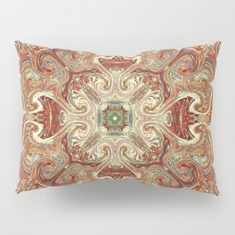 The Earth Moves Pillow Sham