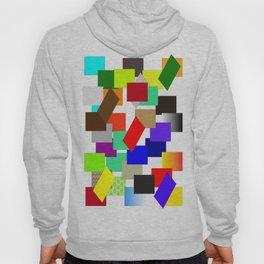 einfach farbig   (A7 B0054) Hoody