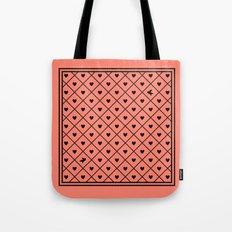 Never Far Away (colors: setting sun) Tote Bag