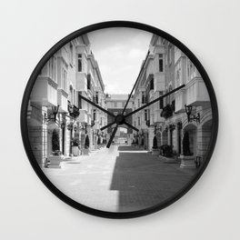 the inner harbor Wall Clock
