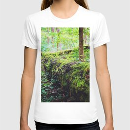 Mossy Log T-shirt