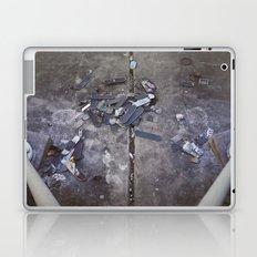 Skates Cementery Laptop & iPad Skin