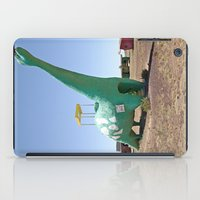 dino iPad Cases featuring dino by Natalie Jeffcott