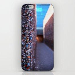 Do you dare enter Bubblegum Alley iPhone Skin