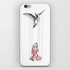 Hummingbird iPhone & iPod Skin