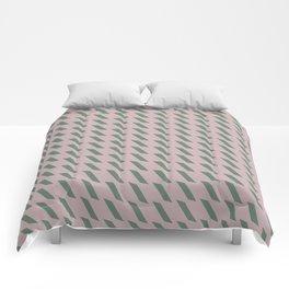 Lluvia Verde Comforters
