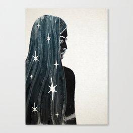 She's Full Of Magic Canvas Print