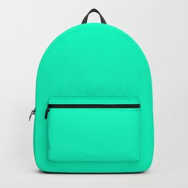 Collection . Neon . Green Backpack
