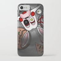 fnaf iPhone & iPod Cases featuring The Mangle by Alilali