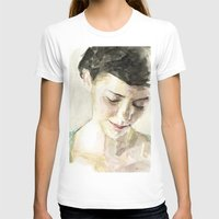 amelie T-shirts featuring Amelie Poulain  by Stefan Harris