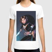 princess leia T-shirts featuring Princess Leia by J Skipper
