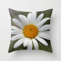 lonely Throw Pillows featuring Lonely by IowaShots