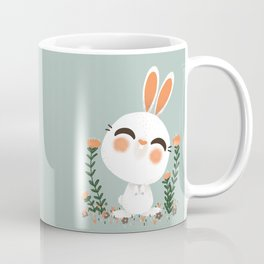 "The ""Animignons"" - the Rabbit Coffee Mug"