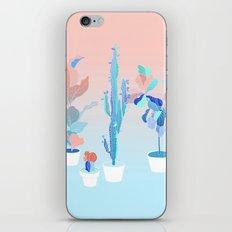 pots iPhone & iPod Skin