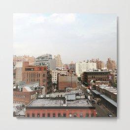 NYC Summer Metal Print