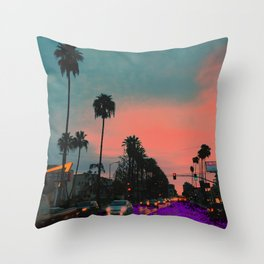 In N Out Throw Pillow