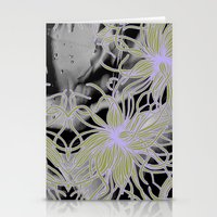 geode Stationery Cards featuring Geode 7 by michiko_design