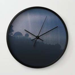 Griffith Dark Wall Clock
