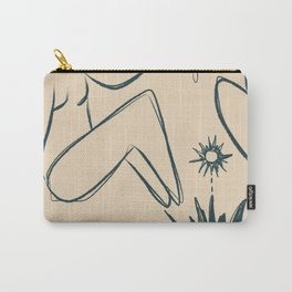 Women peace Carry-All Pouch