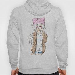 Anime Girl (light) Hoody